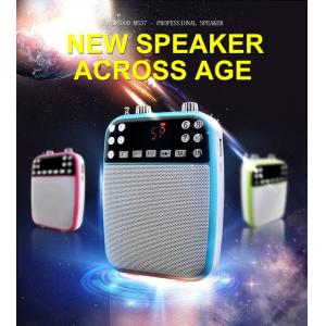 China Multifunctional professional voice amplifer speakers with USB/TF/SD Card Audio Playing for speaker systems, SLR camera on sale