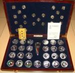 Популярная кожаная коробка монетки
