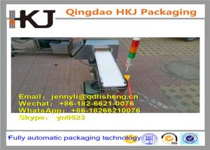 China High Accuracy Food Metal Detector For Frozen Food Industry 28-40m/ Min Capacity on sale