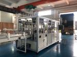 7.5KW Convey Belt Facial Tissue Machine , 40 Packs / Min Tissue Paper Production Machine