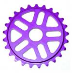 AL6061 Aluminum CNC Machining Parts , Bike Sprocket Parts