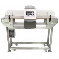 Digital food grade conveyor belt type metal detector / metal detector in frozen food industry