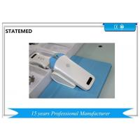 Portable Ultrasound Machine Smartphone , Veterinary Home Sonogram Machine For Iphone