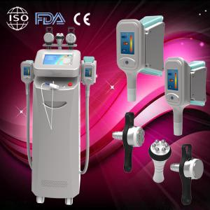 China Best seller!!! Low price for 5 handles effectively cryolipolysis antifreeze on sale