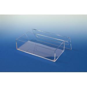 China Acrylic Tissue box,Perspex Tissue box on sale