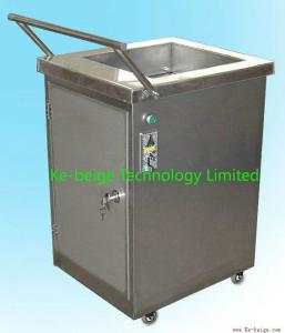 China Industrial Ultrasonic Cleaner / Golf Ball Cleaning Machine 28KHz / 40KHz  Build in Heater on sale