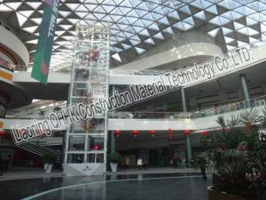 China Pre-Engineered Structural Steel Trusses Steel Prefab Buildings Shopping Mall on sale