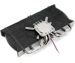 China DC 12V Single Fan VGA Coolers on sale