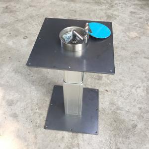 Manual Lifting Table Mount Best Selling Metal Picnic Table Legs For - Picnic table legs for sale