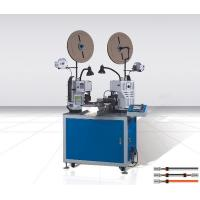 Full automatic wire harness manufacturing machine both sides full automatic wire cutting, stripping machine