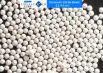 2.2 - 2.5mm 65 Zirconium Oxide Balls , 0.6 - 0.8mm Zirconia Milling Media
