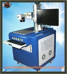 China LS-LASER Automatic UV Laser Marking Machine Low Energy Consumption on sale