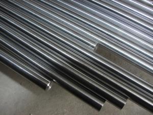 China ASTM Standard Grade 2 Titanium Round Bars on sale