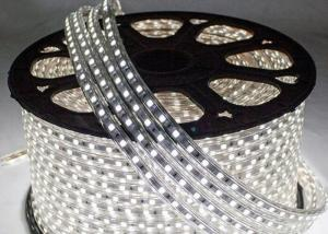 China Ip67 Led Flexible Strip Lights Waterproof Double Line With 120 Pieces Led on sale