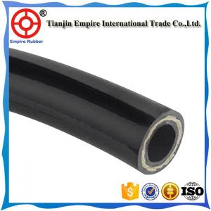 China Wholesale low price 1/4 inch black air conditioning flexible nylon hose plastic spiral hose on sale
