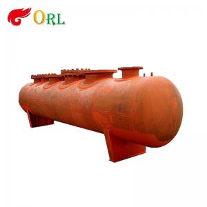 China Carbon Steel Boiler Steam Drum 100 Ton Per Month for Power Station on sale
