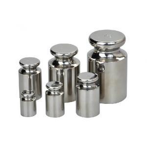 E1 1mg - el sistema del peso del acero inoxidable 200g para el OEM del laboratorio/de la sustancia química acepta