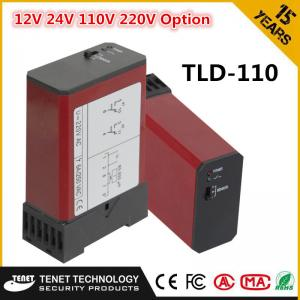 China TLD-110 220V Red Single Vehicle Loop Detector For Car Counting System on sale