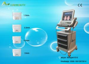 China Beauty Products ! HIFU machine ultrasonic face lift machine with high quality on sale