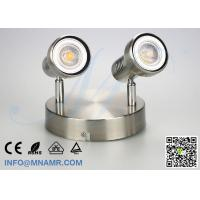 Good Price 2 Head LED Wall Light Fixture Wall Lamp Fixture with Replaceable 2x5W LED Spotlight E14 G4 G9 MR16 GU5.3 GU10