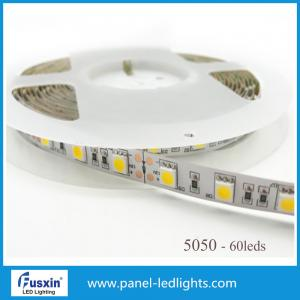 China Customized 12v Waterproof Led Light Strips Multi Function 3 Years Warranty 10-12lm supplier