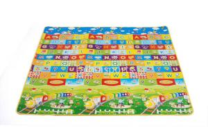 China Gym Exercise Foam Floor Puzzle Mat, Picnic Play Mat Food Grade Non Slip Surface on sale