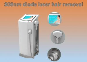 China Professional 808nm Diode Laser Hair Removing Machine Long Life Span , 12*20mm Spot Size on sale