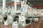 Single screw PE Pipe Extrusion Line With PLC automatic controller