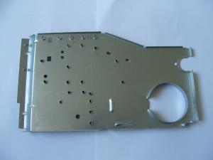 China CRS HRS Steel Stamping Car Parts / Stamped Aluminum Parts 5 MT - 200MT Cavity 738H on sale