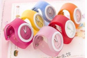 China Fashion Jelly Watch on sale