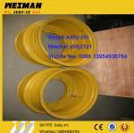 original SDLG rim, 4110000003, SDLG loader parts for SDLG wheel loader LG933 for sale