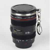 Stainless Steel Bottle Coffee Cup, Travel Mug, Camera Lens Cup Mugs  from China manfacture supply