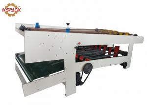 China Cardboard Corrugated Board Production Line Automatic Stacking Machine For Corrugated Board Line on sale