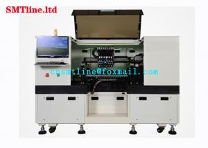 China 8 Head LED Light Surface Mount Machine Stable High Speed CE Certification on sale