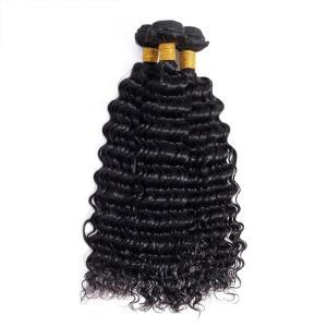 China Unprocessed Peruvian Human Hair Weave Shiny Soft And Tangle - Free on sale