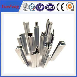Quality Aluminum price per ton aluminium bathroom doors frame made in china for sale