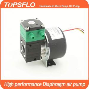 China TOPSFLO DC micro air diaphram pump similar to PARKER,KNF  aroma diffuser pump TM30D on sale