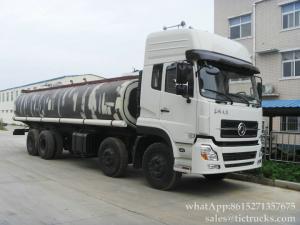 China Dongfeng Tianlong 20cbm chemical liquid truck WhatsApp:8615271357675 on sale