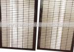 Flat Shaker Screens , Stainless Steel AISI304 316L Vsm 300 Shale Shaker