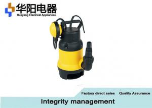 China Submersible Vortex Sewage Pump , Electrical Submersible Pump For Sewage Application on sale
