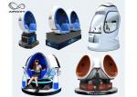 360 Degree Helmet 9D VR Cinema Arcade Game Machine For Shopping Mall