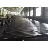 16 Inch Schedule 40 Hot Rolled Seamless Steel Pipe With Carbon Steel And Low Alloy Steel Material