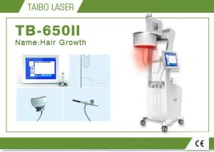 China Diode Laser & LED Light Hair Loss Treatment 650nm Laser Diode Hair Growth Machine on sale