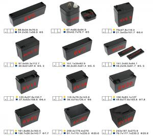 China Injection Molding For Valve Regulated Sealed Acid Battery Box/Container Mould on sale