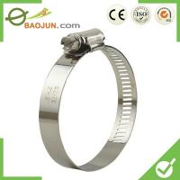 Stainless Steel Hose Clamp American Type