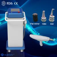 China Great demand advanced q-switched 1064nm & 532nm Nd yag laser tattoo removal machine on sale