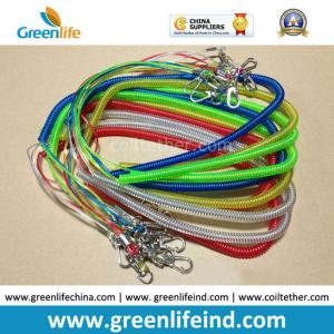 China Colored 1.8m Long Fishing Retention Missing Rope Lanyard Leash on sale