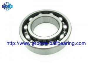China Open Double Row Deep Groove Ball Bearing 6204 20 * 47 * 14mm For Motorcycle on sale