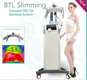 China BTL Vanquish Me Body Shaping System Slimming / ME Abdomen Fat Loss Machine on sale