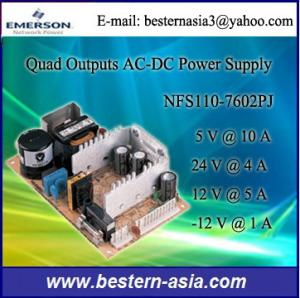 China Artesyn NFS110-7602PJ 110W AC-DC Power Supply on sale
